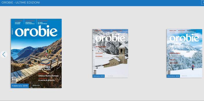 Basta una mail e Orobie è anche digitale