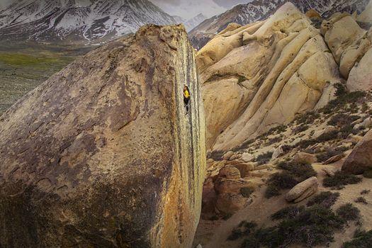 Avventure verticali nei film di Reel Rock