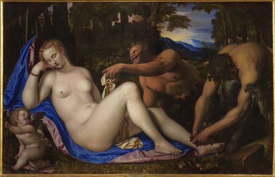 Tiziano e Caravaggio in Peterzano, la mostra a Bergamo