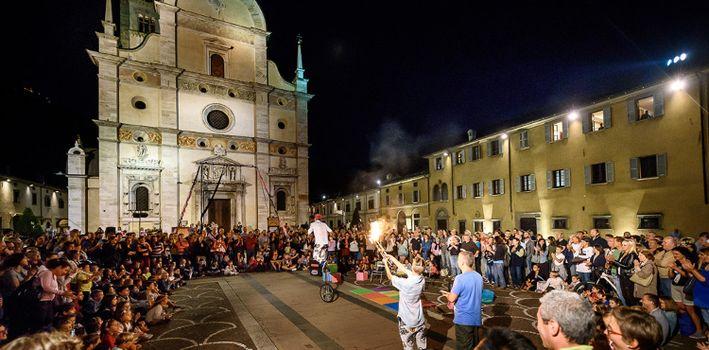 L'arte di Magico crocevia a Tirano