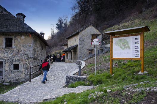 La Casa dei semi di Corna Imagna. Intervista a Stefano Invernizzi