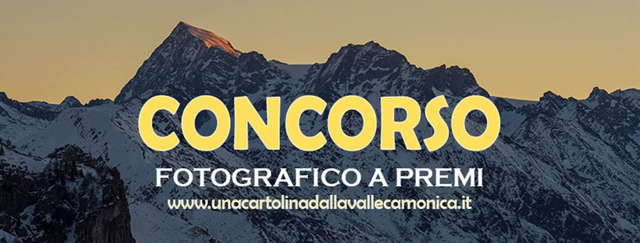 Una cartolina dalla Valle Camonica