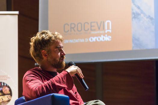 Crocevia. Intervista a Paolo Cognetti
